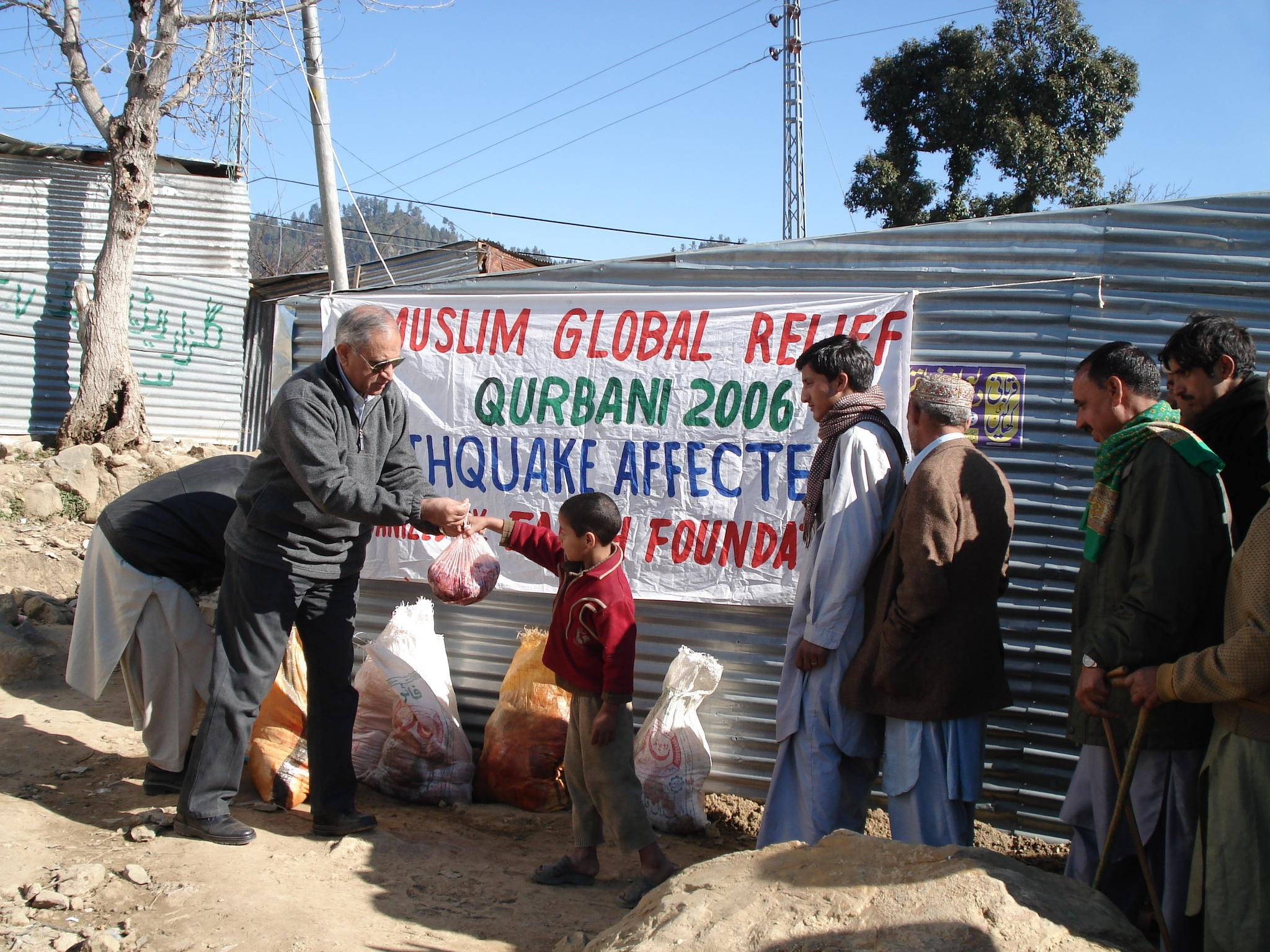 qurbani-distribution