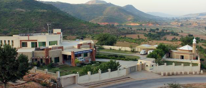 GENERAL MUSHTAQ BAIG MEMORIAL HOSPITAL CHOA SAIDAN SHAH, DISTRICT CHAKWAL