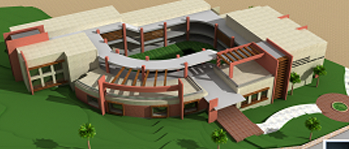FALAH FOUNDATION PROMISE ACADEMY CHOA SAIDAN SHAH (DESIGN MAP)